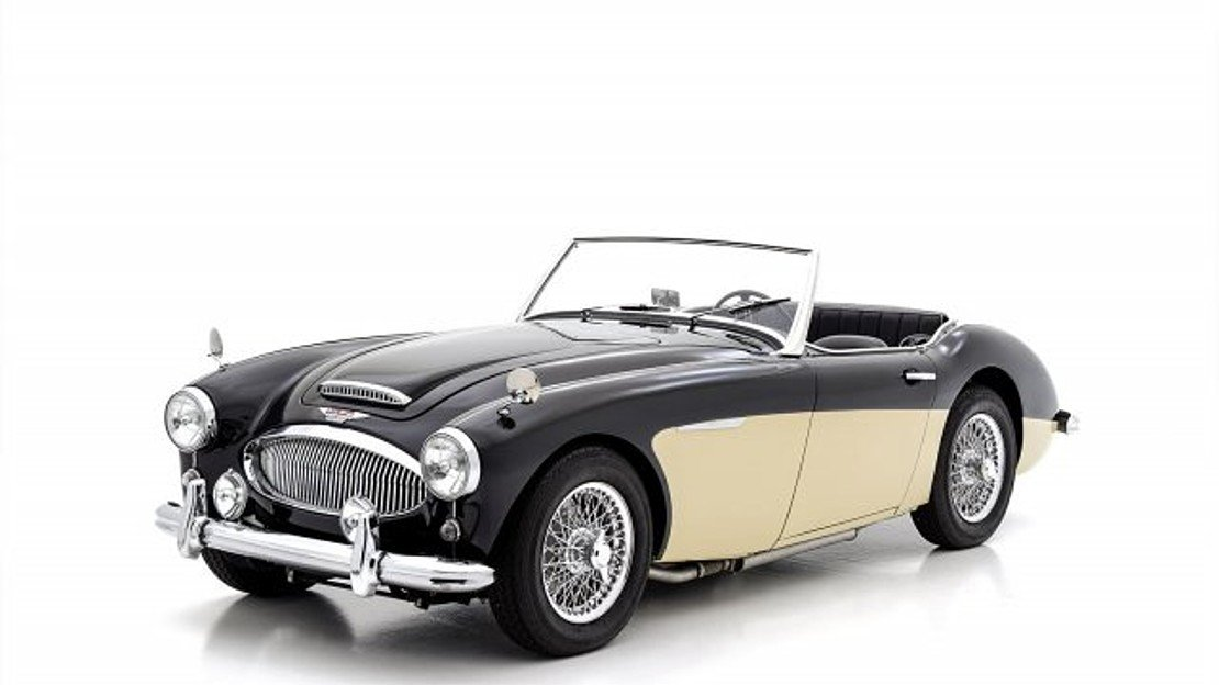 1962 Austin-Healey 3000MKII for sale 101041100