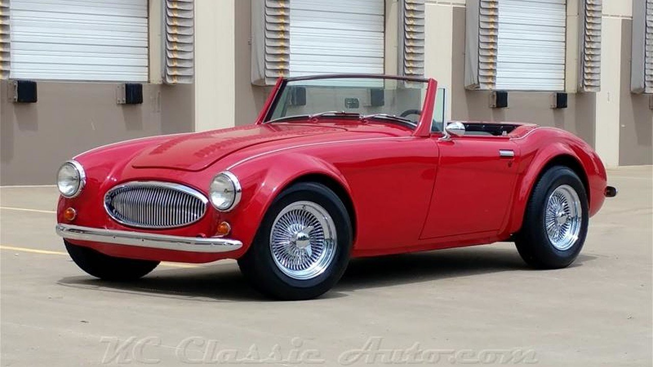 1962 Austin-Healey Other Austin-Healey Models for sale 100880954