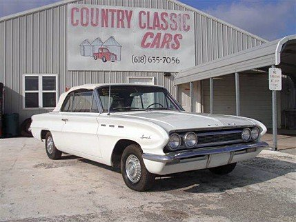1962 Buick Special for sale 100748513