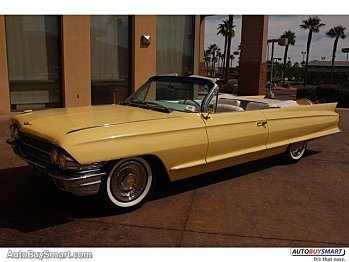 1962 Cadillac De Ville for sale 100721208