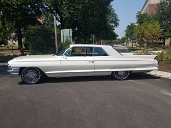 1962 Cadillac De Ville for sale 101026061