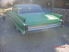 1962 Cadillac De Ville for sale 100888140