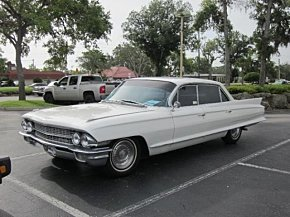 1962 Cadillac De Ville for sale 100976474