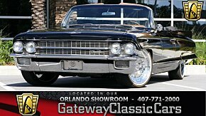 1962 Cadillac De Ville for sale 101000102