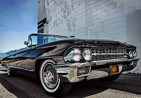 1962 Cadillac De Ville Coupe for sale 101002973