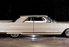1962 Cadillac De Ville for sale 101048497