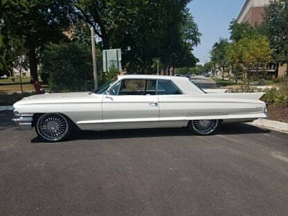 1962 Cadillac De Ville for sale 101055200