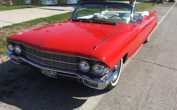 1962 Cadillac Eldorado Convertible for sale 100976670