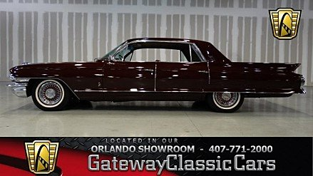 1962 Cadillac Fleetwood for sale 100739677