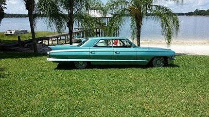 1962 Cadillac Fleetwood for sale 100825891