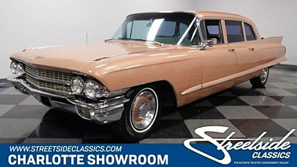 1962 Cadillac Fleetwood for sale 100978203