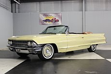 1962 Cadillac Series 62 for sale 100858623