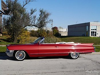 1962 Cadillac Series 62 for sale 100868794