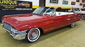1962 Cadillac Series 62 for sale 100911822
