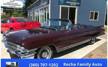 1962 Cadillac Series 62 for sale 100895964