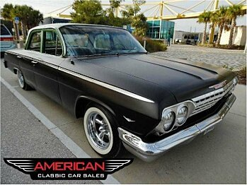 1962 Chevrolet Bel Air for sale 100724191