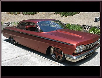 1962 Chevrolet Bel Air for sale 100736816