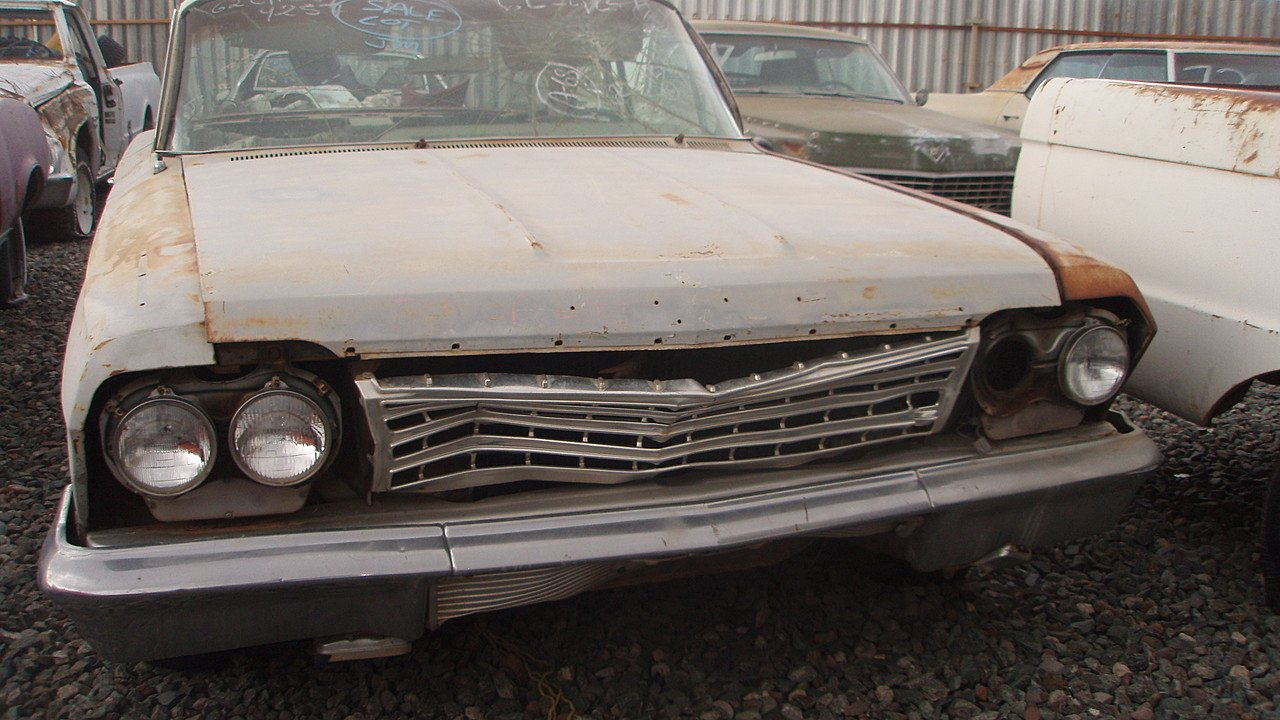 1962 Chevrolet Bel Air for sale 100788638
