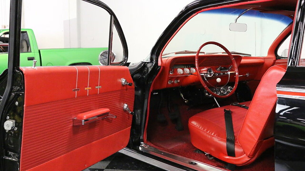 1962 Chevrolet Bel Air for sale near Fort Worth, Texas 76137 ...