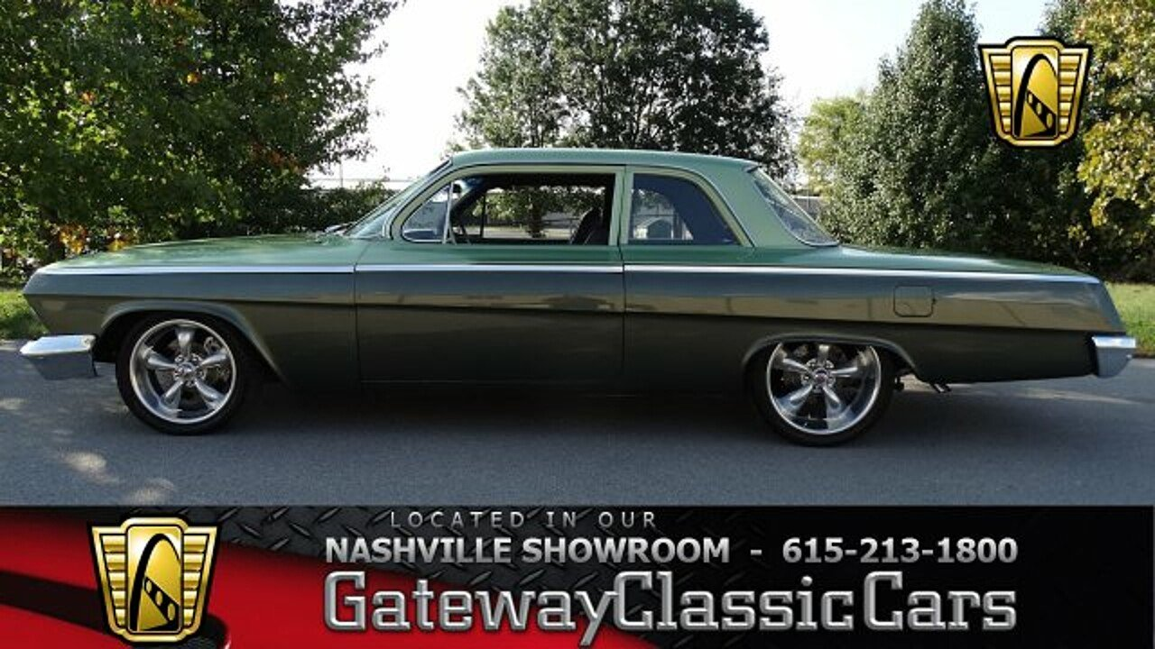 1962 Chevrolet Bel Air for sale 100920669