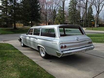 1962 Chevrolet Bel Air for sale 100826085