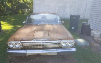 1962 Chevrolet Bel Air for sale 100893379