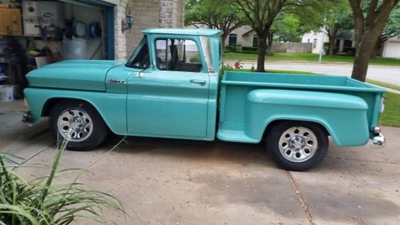 1962 chevrolet c k truck for sale near cadillac michigan 49601 classics on autotrader. Black Bedroom Furniture Sets. Home Design Ideas