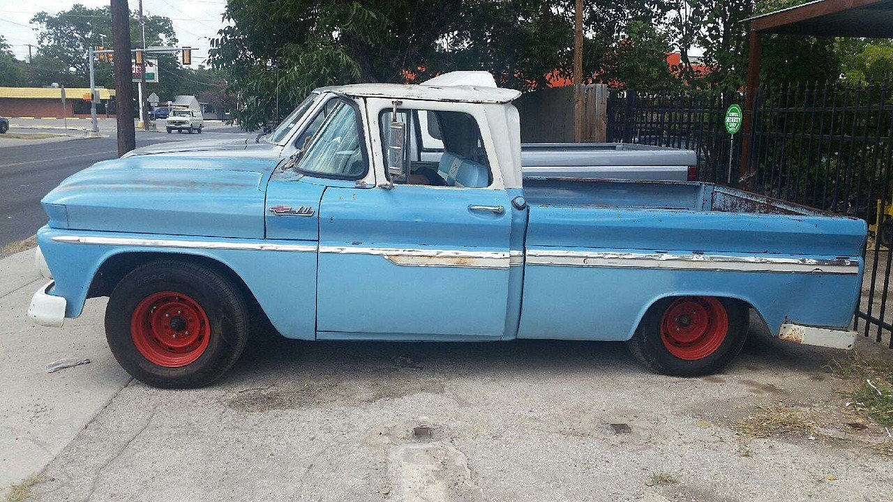 1962 Chevrolet C/K Truck for sale 100889892