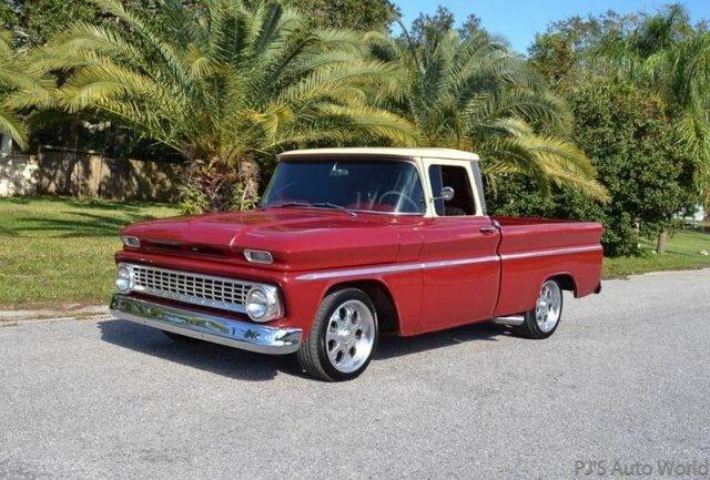 1962 Chevrolet C/K 10 Series For Sale - Carsforsale.com