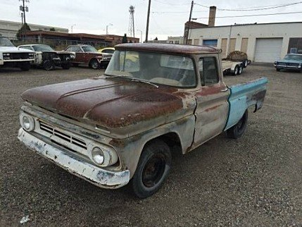 1962 Chevrolet C/K Truck for sale 100826963