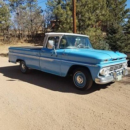 1962 Chevrolet C/K Truck for sale 100966764