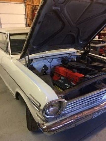 1962 Chevrolet Chevy II for sale 100826879