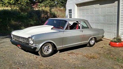 1962 Chevrolet Chevy II for sale 100842473