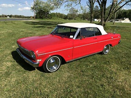 1962 Chevrolet Chevy II for sale 100888849