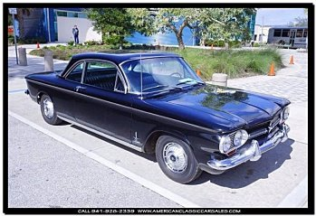1962 Chevrolet Corvair for sale 100768520