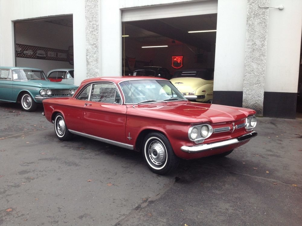 Classic Chevrolet Corvairs For Sale Classics On Autotrader