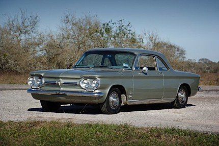 1962 chevrolet corvair for sale 100857173 - Old American Muscle Cars For Sale