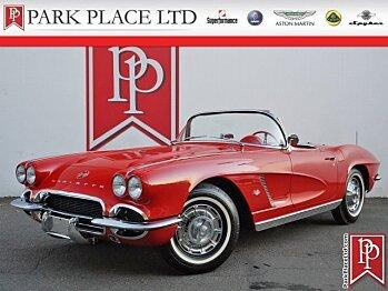 1962 Chevrolet Corvette for sale 100835094