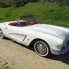 1962 Chevrolet Corvette for sale 100840032