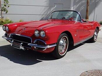 1962 Chevrolet Corvette for sale 100840375