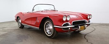 1962 Chevrolet Corvette for sale 100911233