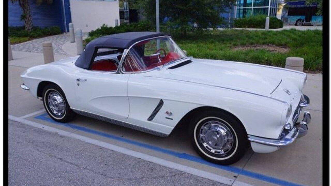 1962 Chevrolet Corvette for sale near Sarasota, Florida 34232 ...
