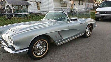 1962 Chevrolet Corvette for sale 100826121