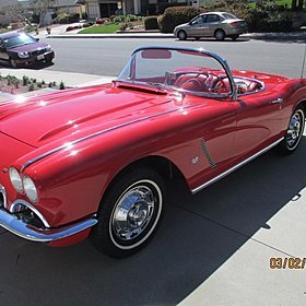 1962 Chevrolet Corvette for sale 100851936