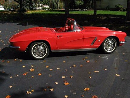 1962 Chevrolet Corvette for sale 100925895