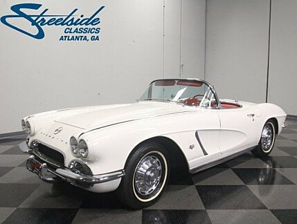 1962 Chevrolet Corvette for sale 100945790