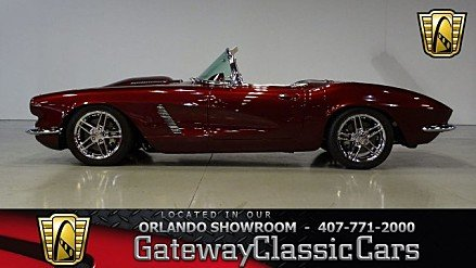 1962 Chevrolet Corvette for sale 100951689