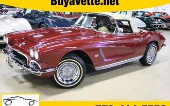1962 Chevrolet Corvette for sale 100958015