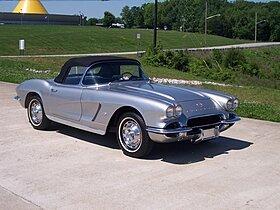 1962 Chevrolet Corvette Convertible for sale 100970105