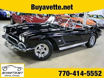 1962 Chevrolet Corvette for sale 100981181